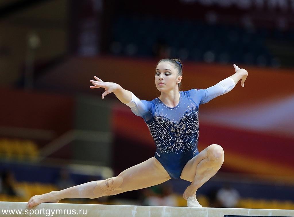 Irina Alexeeva | Gymnovosti